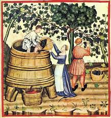 vendanges médiévales 4