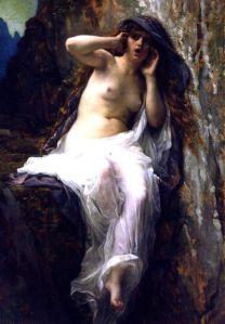 Écho (Alexandre Cabanel, 1874)