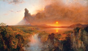 Cotopaxi (Frederic Edwin Church, 1862)