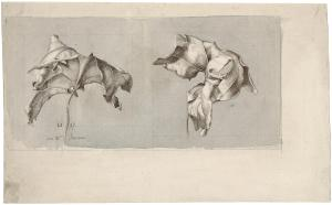 Feuilles mortes (Friedrich Olivier, 1817)