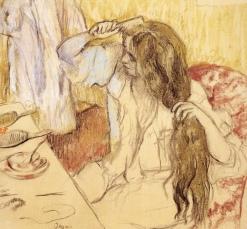 Toilette matinale (Degas,1894)