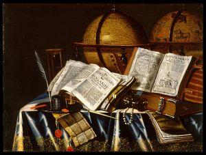 Vanitas (Adam Bernaert, 1665)