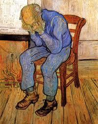 Le Vieil Homme triste (Van Gogh, 1890)