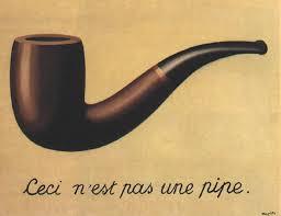 La trahison des images (Magritte, 1929)