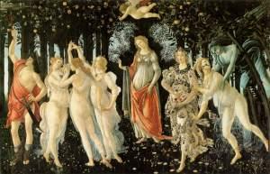 Le Printemps (Botticelli, 1477–1482)