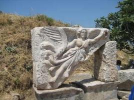 Ruines de l'antique Ephèse