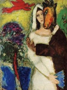 Songe d'une nuit d'été (Chagall, 1939)