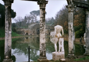 Tibur Villa Hadriana