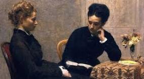 La Lecture (Henri Fantin-Latour, 1877)
