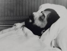 proust sur son lit de mort