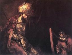 david-jouant-de-la-harpe-devant-saul-rembrandt