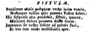 fistulae