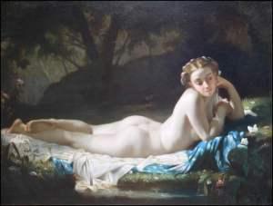 Nymphe des bois (Joseph Caraud [1821-1905])